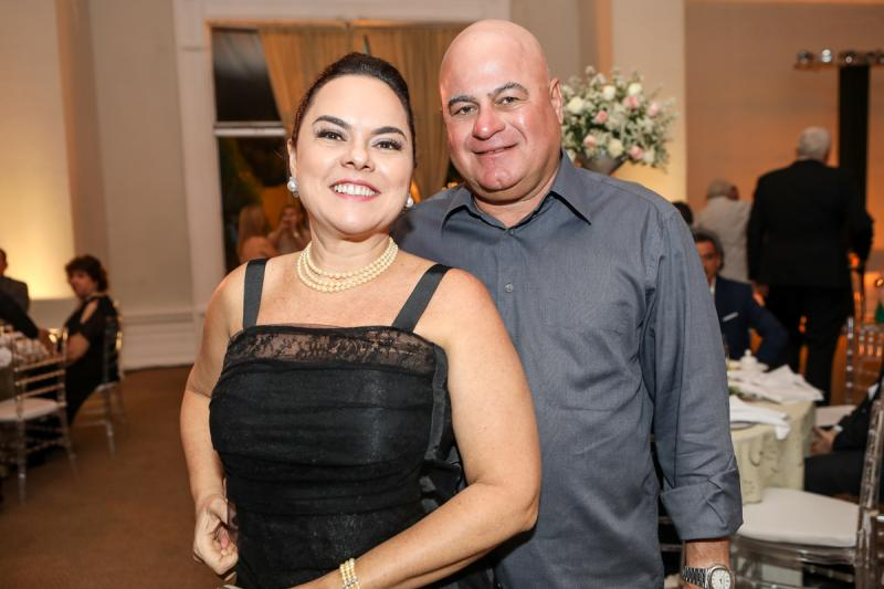 Denise e Luciano Cavalcante