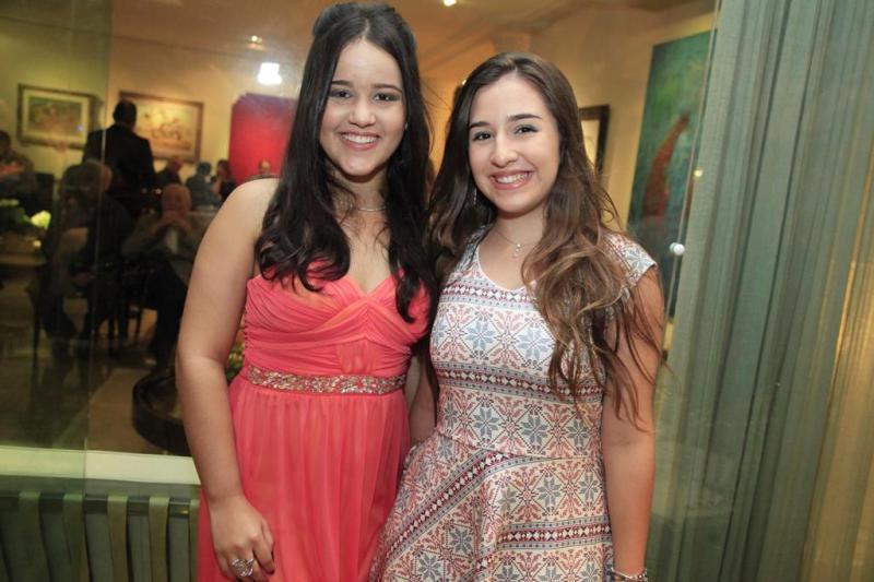 Gabriela Vale e Mila Vallim