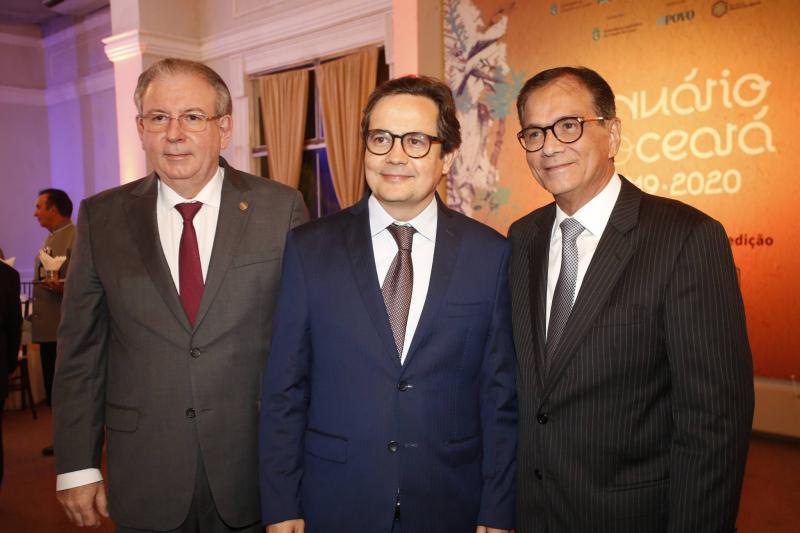 Ricardo Cavalcante, Edilberto Pontes e Beto Studart 1