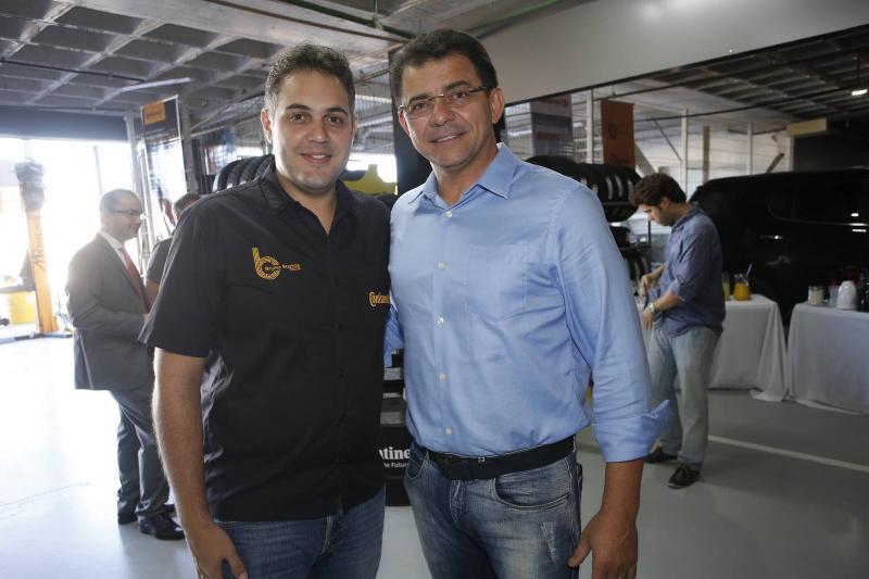 Bruno Bastos e Juvencio Sales