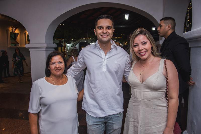 Ozair Garcia, Paulo Bessa e Clarissa Garcia