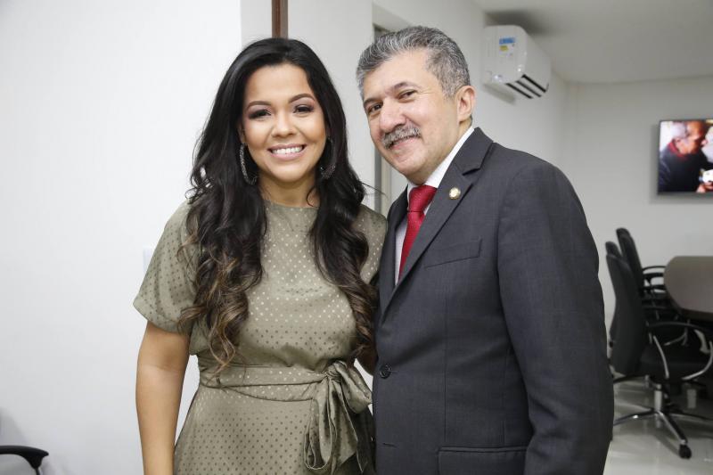 Priscila Costa e Antonio Henrique