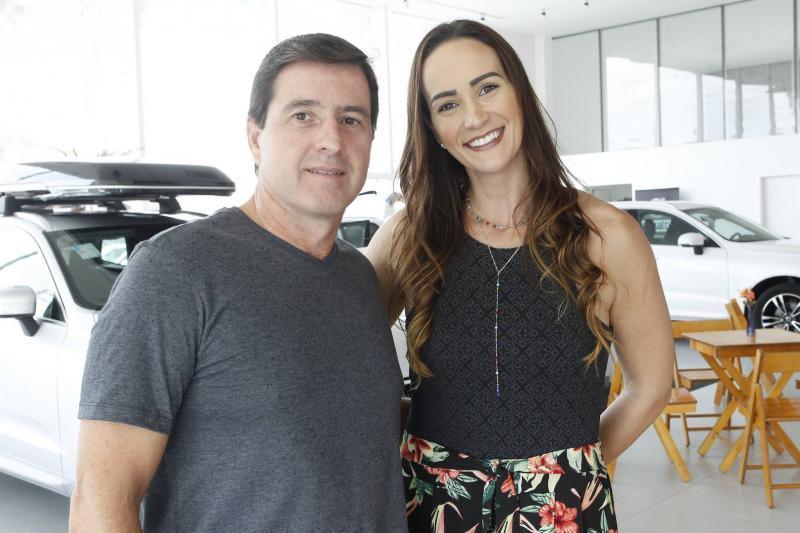 Igor Ribeiro e Deyse Terra
