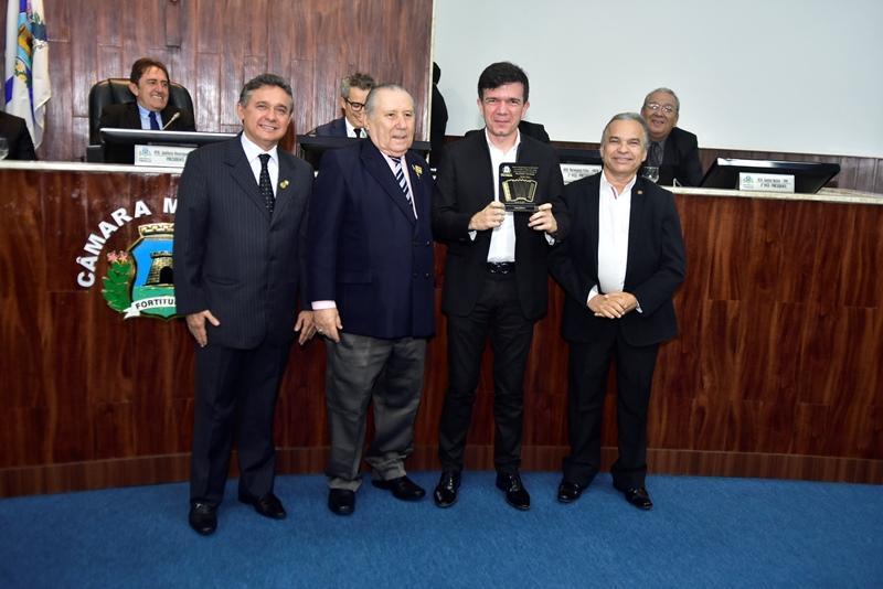 Jose Porto, Idalmir Feitosa, Waldonys, Eron Moreira