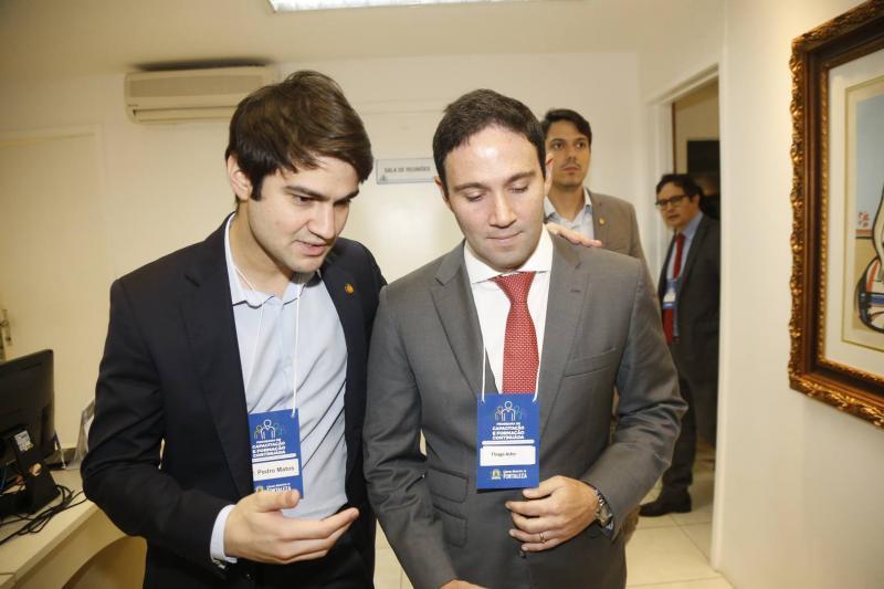 Pedro Gomes de Matos e Tiago Asfor