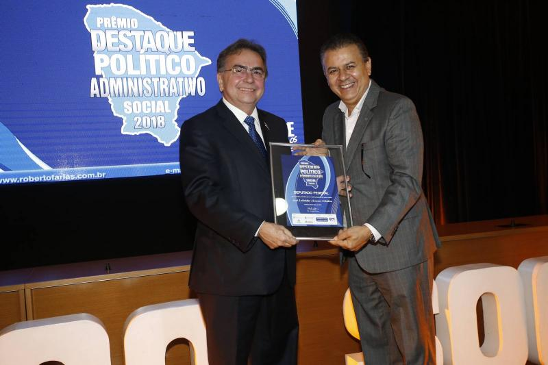Leonidas Cristino e Valdir Fernandes