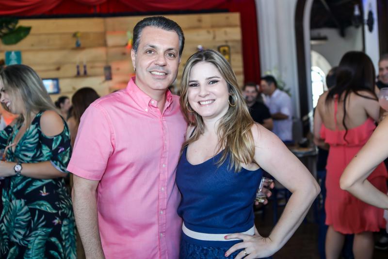 Leo e Maria Clara Dallolio
