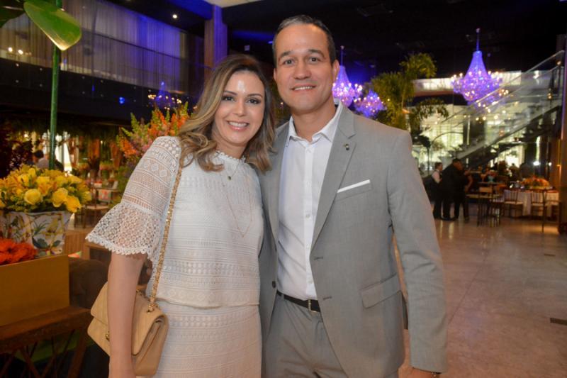 Clara Goes e Rodrigo Pimenta