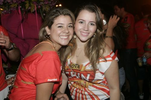 Tatiana Moraes e Tamires Mesquita