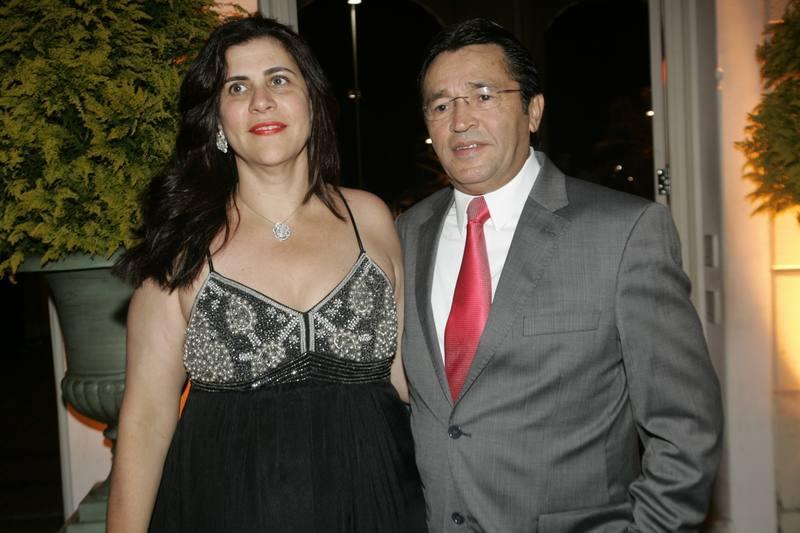 Maria Jose e Bonfim Carneiro