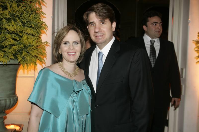Patricia e Josue de Castro Neto