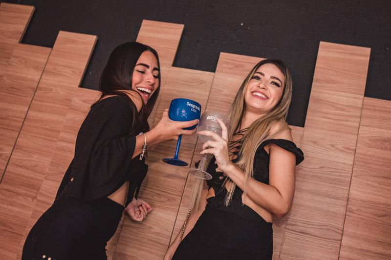 Lorrana Ribeiro e Carla Rocha