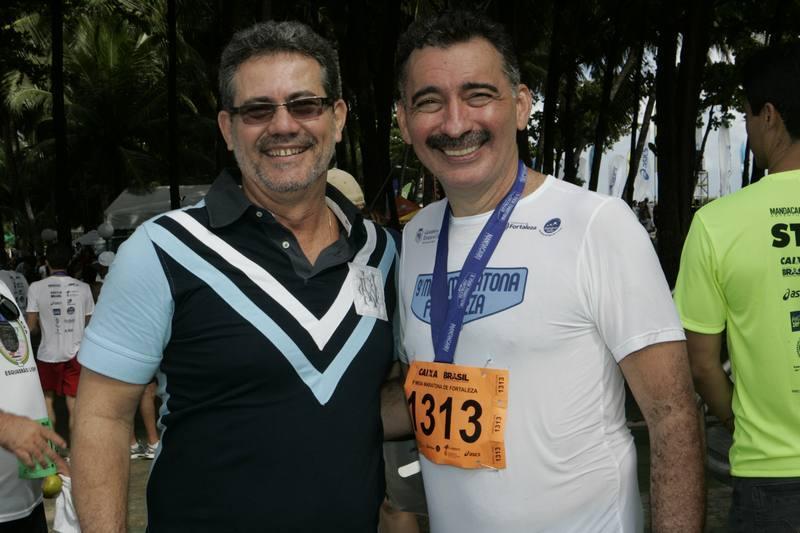 Ricardo Vaunravem e Artur Bruno