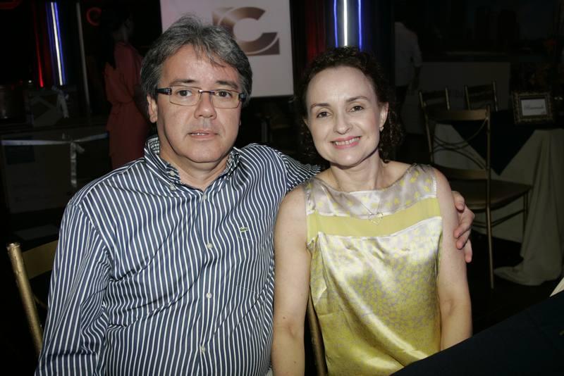 Eduardo Farias e Isabel Cristina