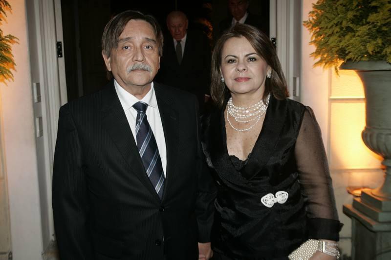 Pedro e Nilse Virginio