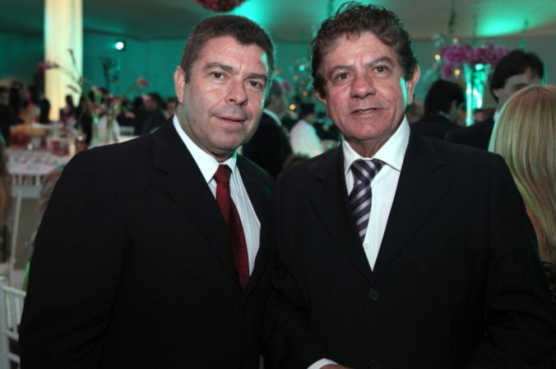 Ricardo Studart e Jacauna Aguiar
