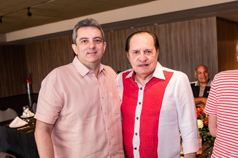 Guedes Neto e Alex Tavares
