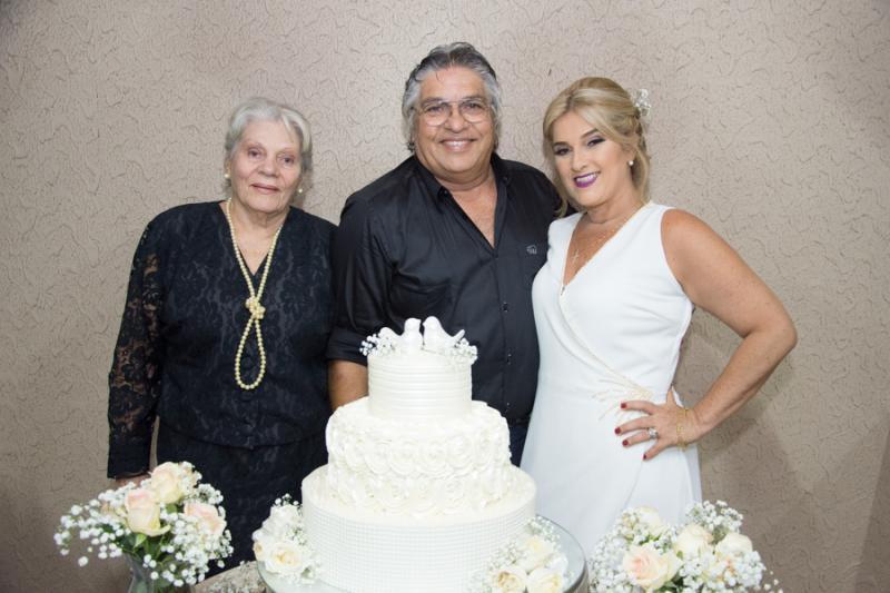 Ana Laura Leal, LC e Adriana Moreira
