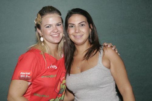 Rose Lima e Renata Pinheiro