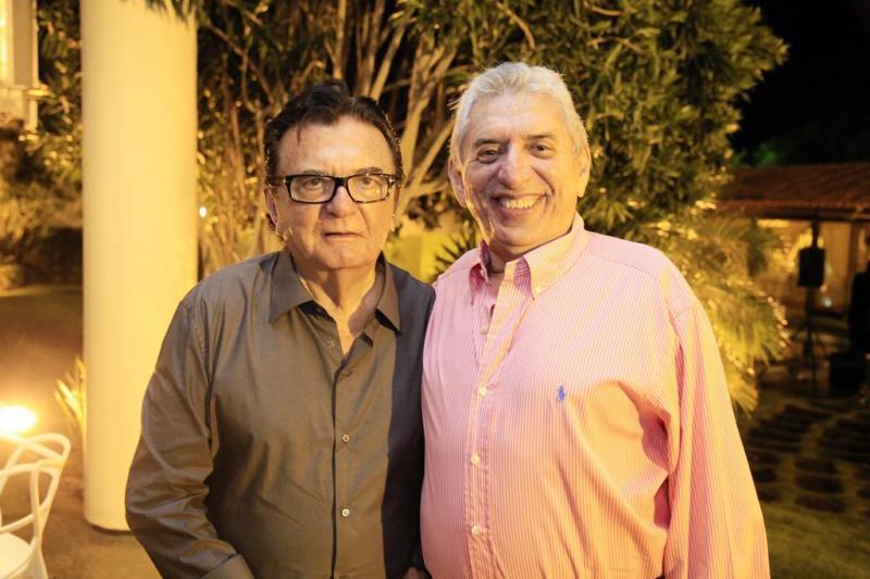 Paulo Bezerra e  Antonio dos Santos