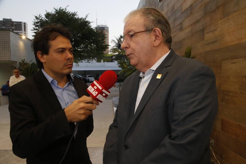 Rubao e Ricardo Cavalcante