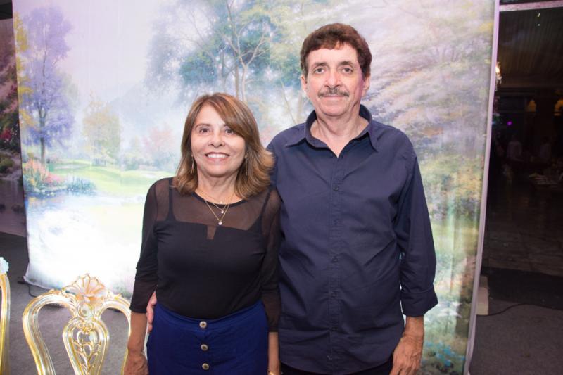 Vera Goncalves e Wilian Sousa