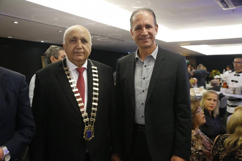 Epitacio Vasconcelos e Regis Medeiros