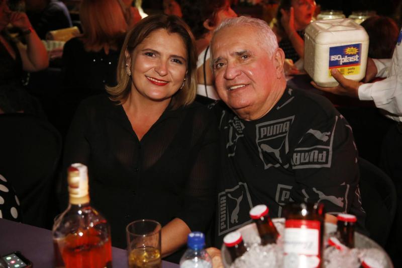Andreia Pinheiro e Humberto Camurca