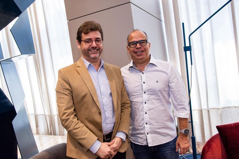 Arthur Coelho e Marcio Menezes