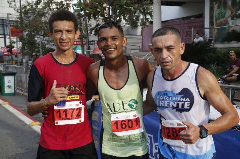 Edimilson Xavier, Jose Oberlan e Fabio de Oliveira