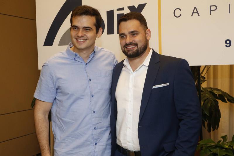 Joao Dario e Gustavo Damasceno