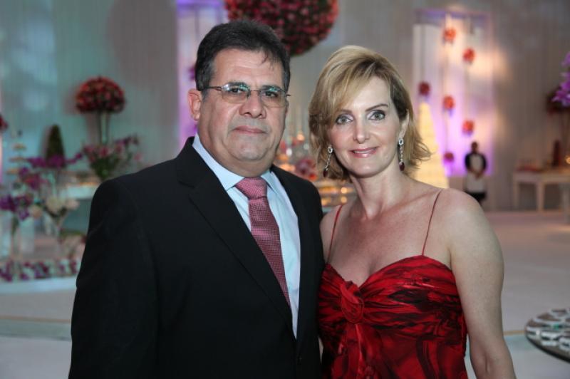 Jorge e Claudia Quintao