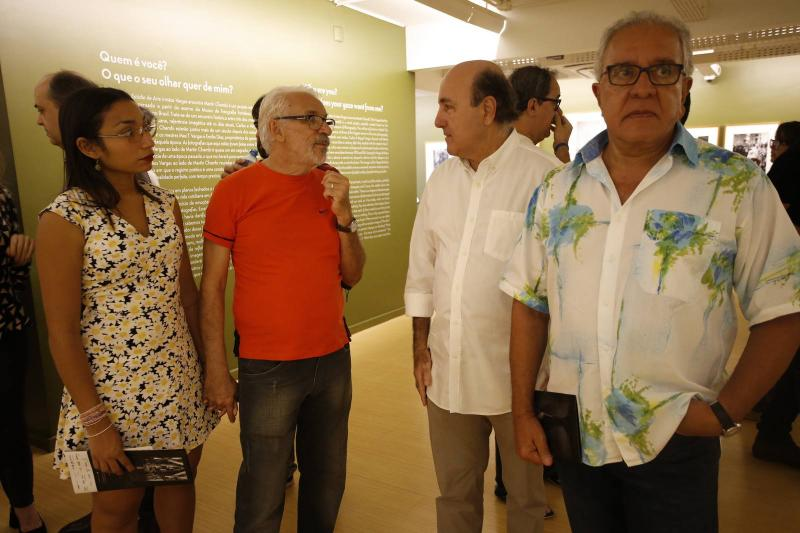 Iasmin Abreu, Galba Sanders, Silvio Frota e Ronald Assumpcao