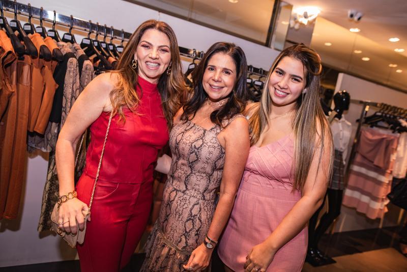 Surama Geleilate, Maria Lucia Negrao e Suzana Geleilate
