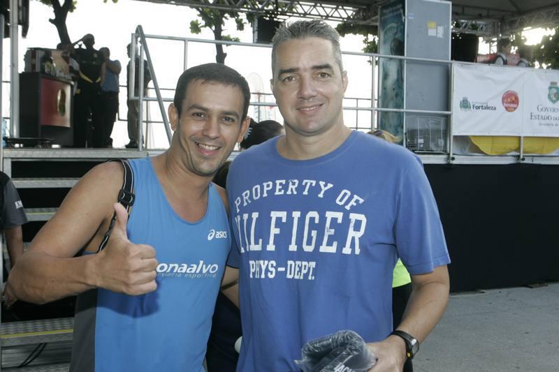 Alexandre Freire e Kal Aragao