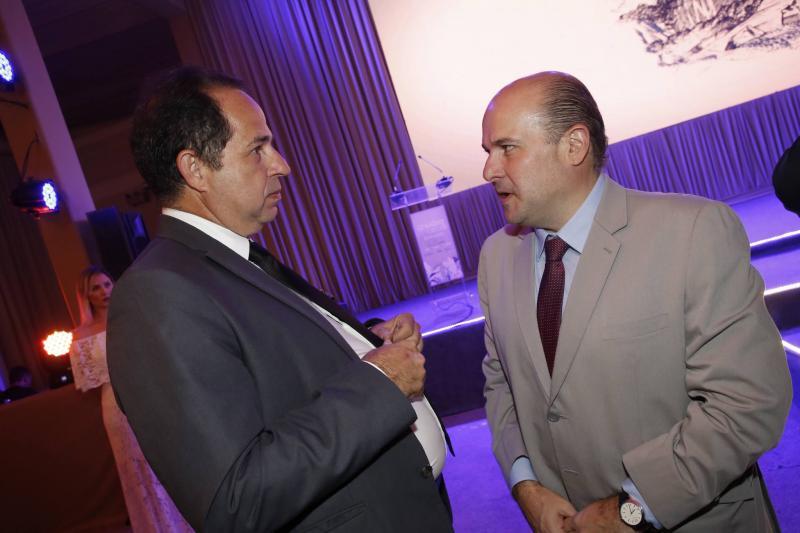 Jose Milton e Roberto Claudio
