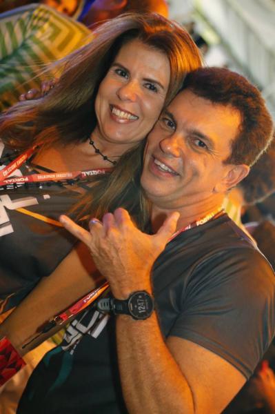 Alexandra e Fred Pinto