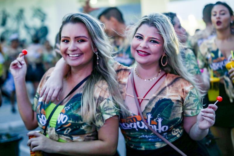 Renata Zebio e Andressa Cacal