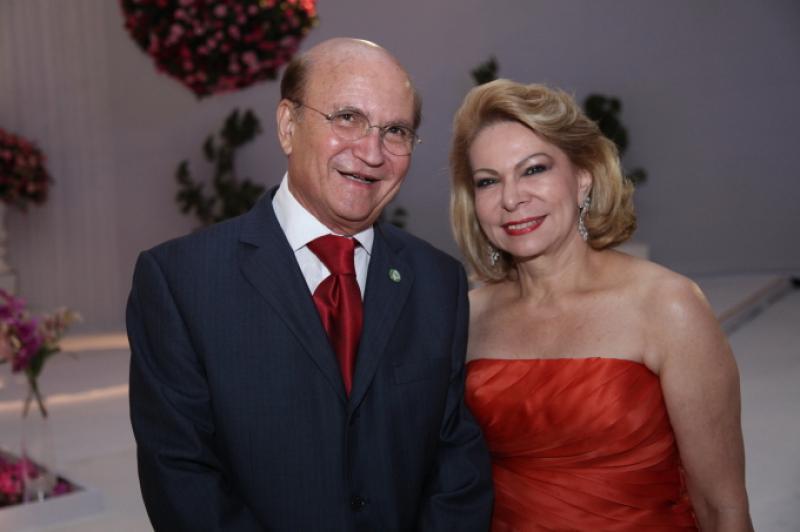 Joao Soares e Iracema Vale