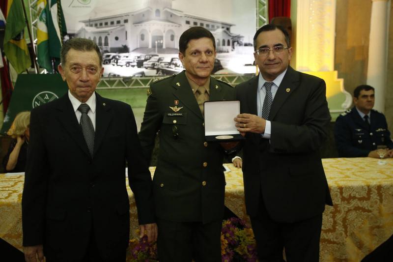 General Joao Souza, Coronel Jose Cordeiro e Jardson Cruz 2
