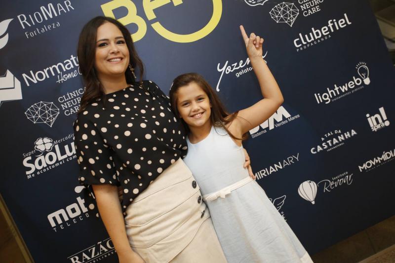 Priscila e Camila Fiuza