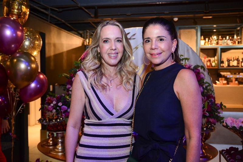 Erika Figueiredo e Maria Lucia Negrao