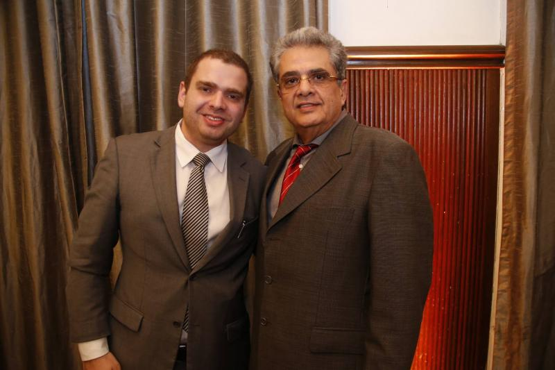 Paulo Neto e Paulo Barbosa Filho