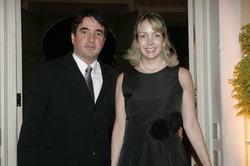Jose Maria e Renata Rodrigues