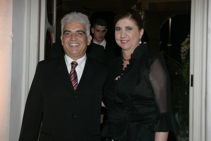 Joao Alberto e Ana Edite