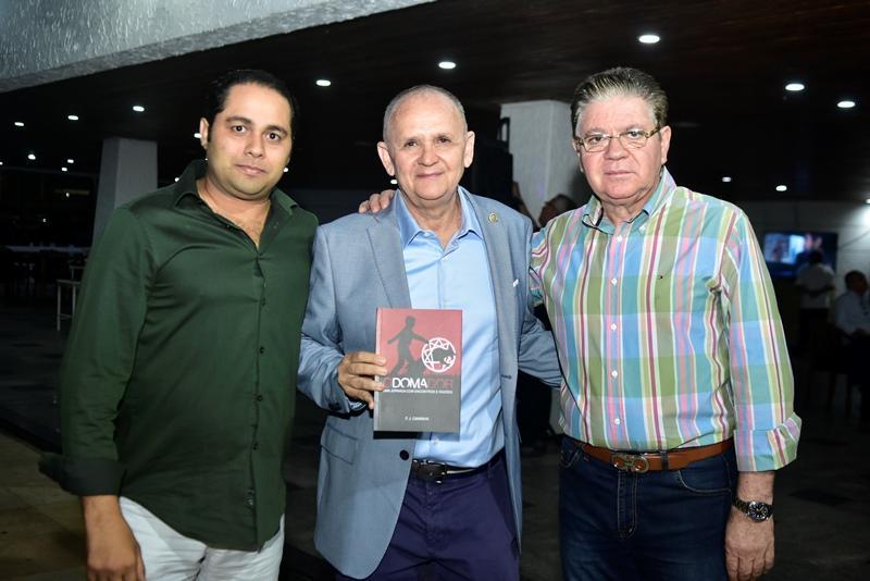 Marcos Franklin, Francisco Caminha, Ricardo Caminha