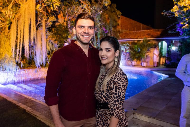 Fernando e Raquel Rodrigues
