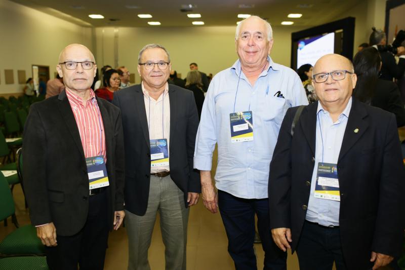 Victor Ponte ,Fernando Damasceno,Francisco Viana e Ramon Rodrigues