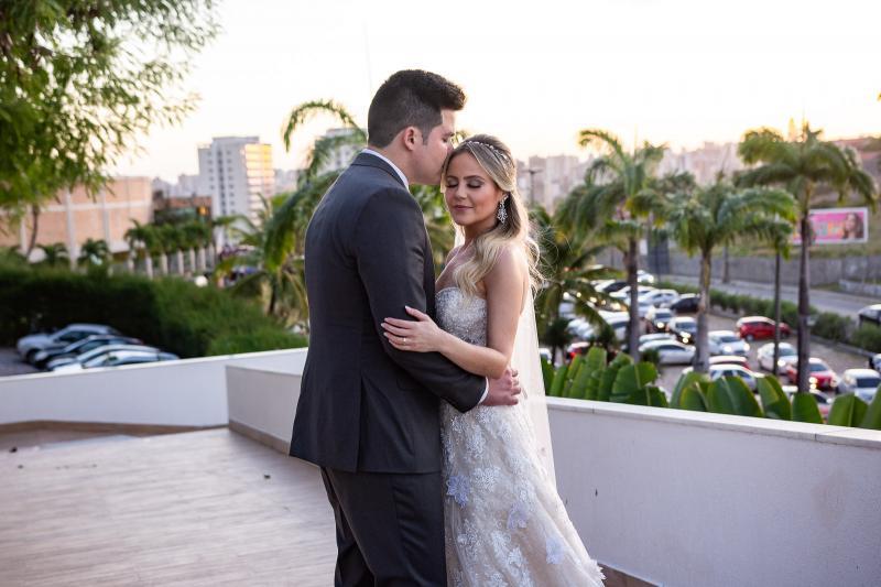 Pedro Vasconcelos e Erica Dantas