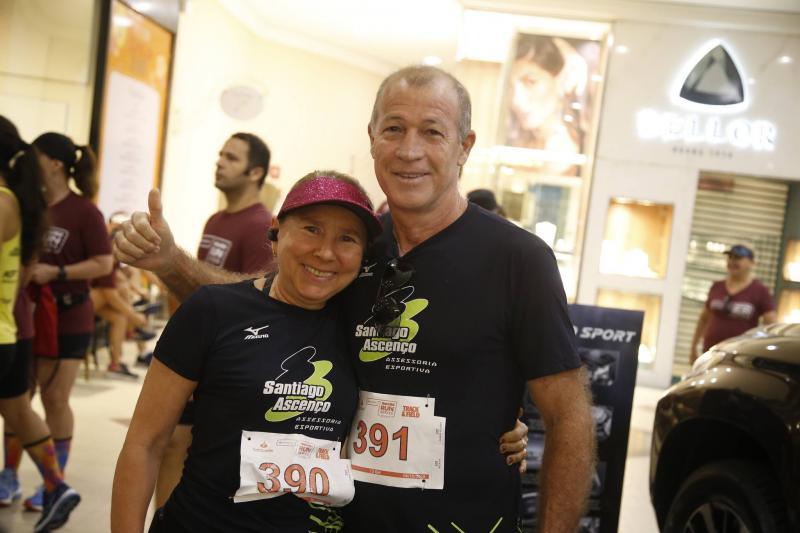 Eliana e Eduardo Lamboglia